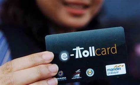 cara membuat kartu e toll card ini cara bikin e toll card di alfamart terdekat sudah bisa