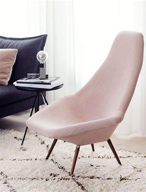 pale pink upholstered chair putting together the house of my dreams my paradissi