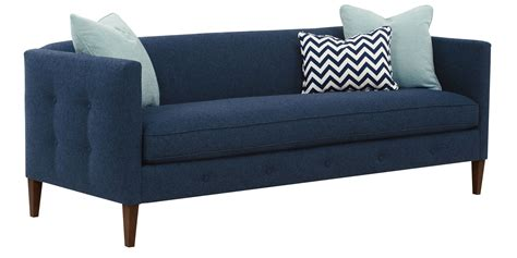Bench Couches by Bench Seat Button Tufted Exterior Fabric Sofa Club