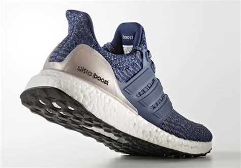 Sepatu Adidas Ultra Boost Mystery Blue adidas ultra boost mystery blue s sneakernews