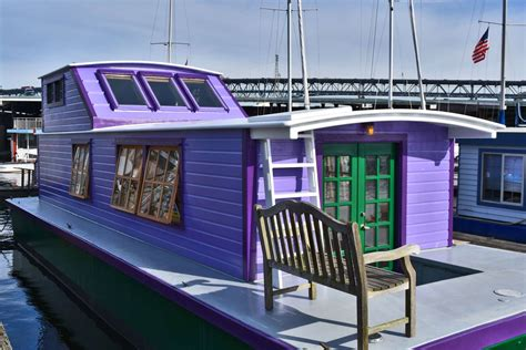 seattle house boat seattle houseboat peace 240 000 sold