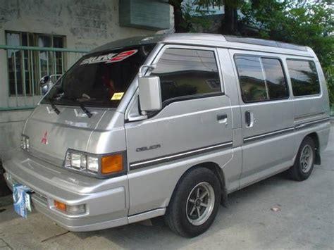 van mitsubishi delica delica used cars mitula cars