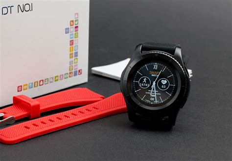 Smartwatch No 1 G8 dt no 1 g8 smart review an affordable wearable