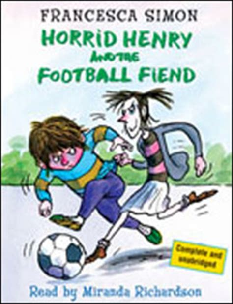 discovering defeating defeating the fiend books cbbc newsround reviews book review horrid henry and