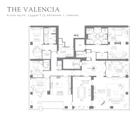 ritz carlton toronto floor plans living large the top 5 biggest suites available in