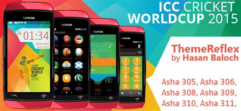 themes nokia 206 cricket search results for theme world cup 2015 nokia asha 206