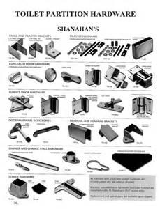 toilet partition hardware shanahan s wielhouwer