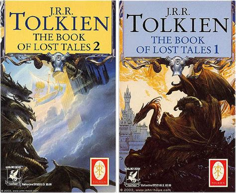 The Book Of Lost Tales Part One History Of Middle Earth science fiction and reading experience epic