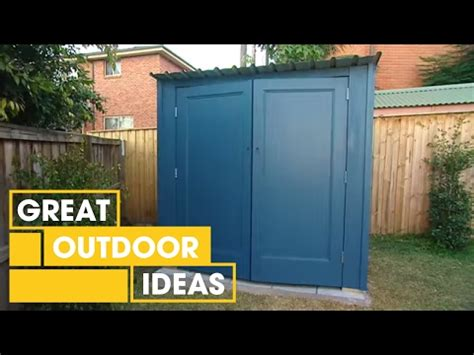 How To Build Your Own Shed Cheap by How To Build A Storage Shed Cheap Woodworking Projects