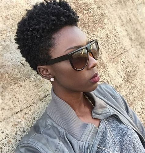 pixie haircuts for natural ethnic hair 18 amazing modern afro hairstyles popular haircuts