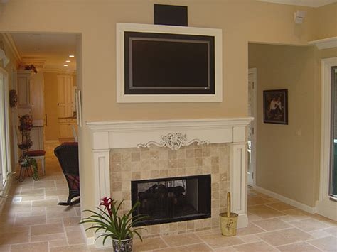 Images Fireplace Surrounds by Cole Wagner Cabinetry Gallery