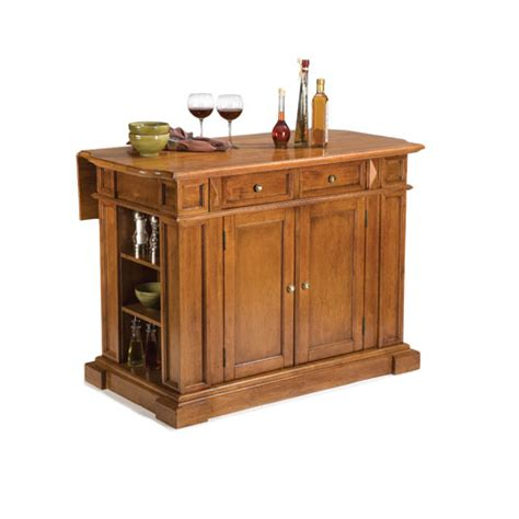 oak kitchen carts and islands cottage oak kitchen island home styles furniture islands
