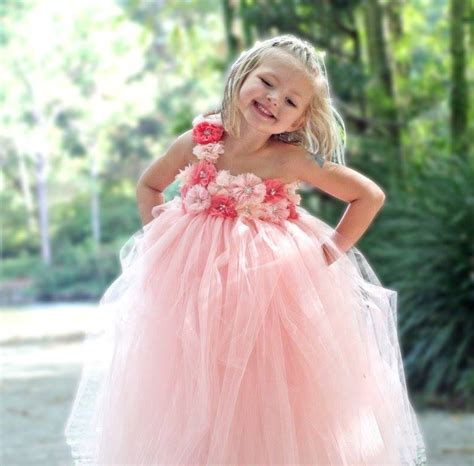 beautiful full long dress for the cutest baby