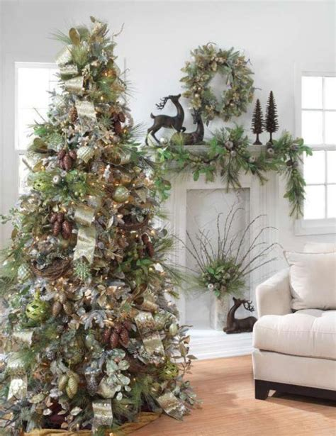 Decorated Trees - decorating for theme ideas