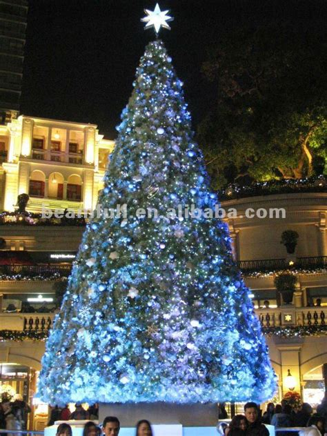 2014 big christmas decorated idear outdoor large metal