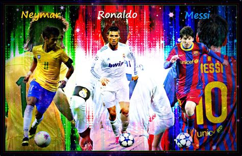best soccer stats site ronaldo messi neymar by marajade3171 on deviantart