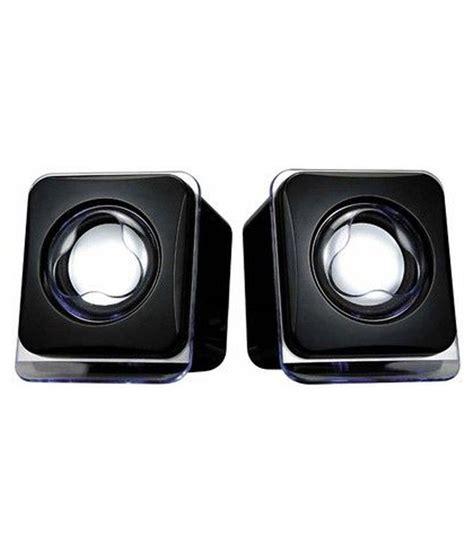 Speaker Quatro 2 Usb buy terabyte e 02b usb powered 2 0 mini desktop speakers black at best price in india