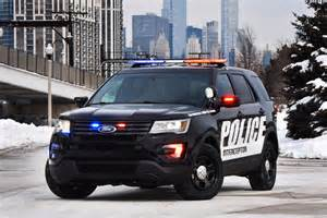 2016 ford explorer police interceptor utility might be the