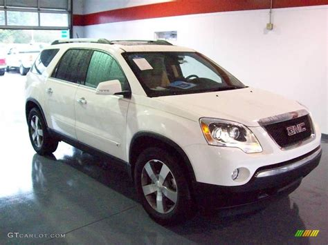 2010 summit white gmc acadia slt 25631704 gtcarlot car color galleries