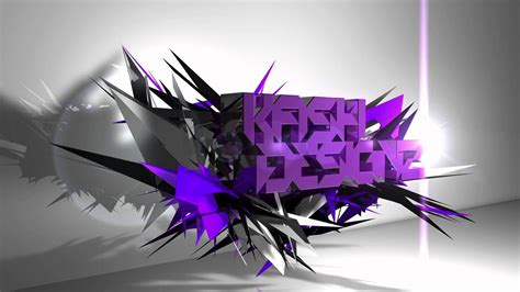 cinema 4d template dubstep by dj nooz youtube