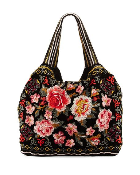 Velvet Tote Bag jwla for johnny was farley velvet tote bag black neiman