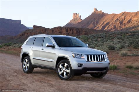 wallpaper 2011 jeep grand limited free
