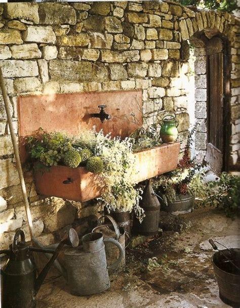 Garden Sink Ideas Outdoor Garden Sink By Laurajanehogan Garden Ideas