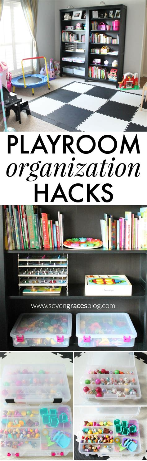 organization hacks playroom organization hacks