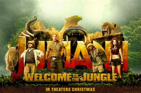 jumanji movie last part jumanji welcome to the jungle review spoiler free