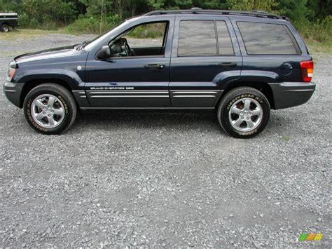 2004 Jeep Grand Columbia Edition Midnight Blue Pearl 2004 Jeep Grand Columbia
