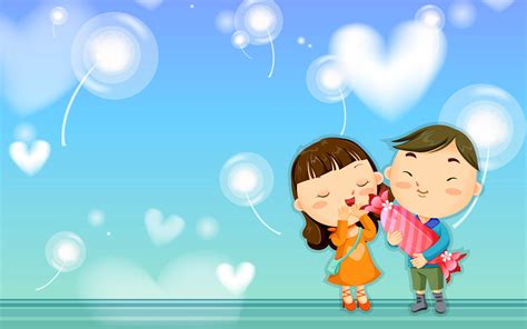 wallpaper kartun hd wallpaper kartun cinta romantis auto design tech