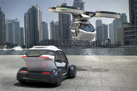 Flying Car Airbus by Airbus Flying Car Pop Up Brings Autonomy To The Skies