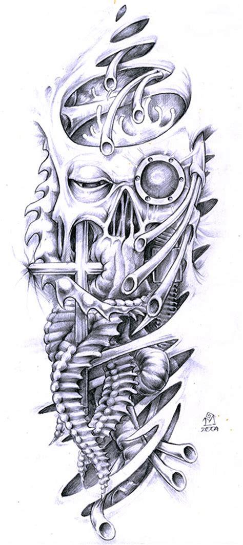 design tattoo biomechanical warna biomechanical tattoo flash biomechanical by dohuyamasla