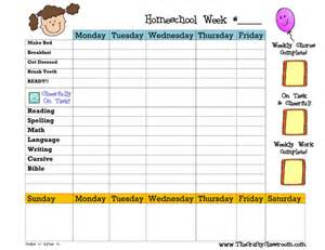 home schedule 11 great schedules to keep you organized organizing made