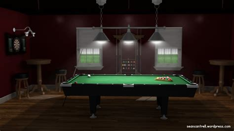 Pool Table Space by Pool Table Room By Seancantrell On Deviantart