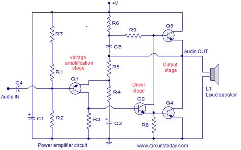 wiring diagram power lifier 28 images audio power