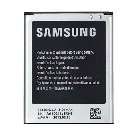 Tutup Baterai Samsung Grand I9082 by Jual Samsung Original 100 Battery For Samsung Grand I9082