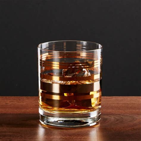 Crate And Barrel Barware by Gala Fashioned Crate And Barrel