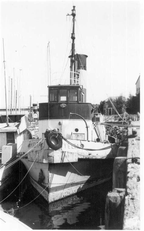 tugboat yelta steam tug yelta sa history hub