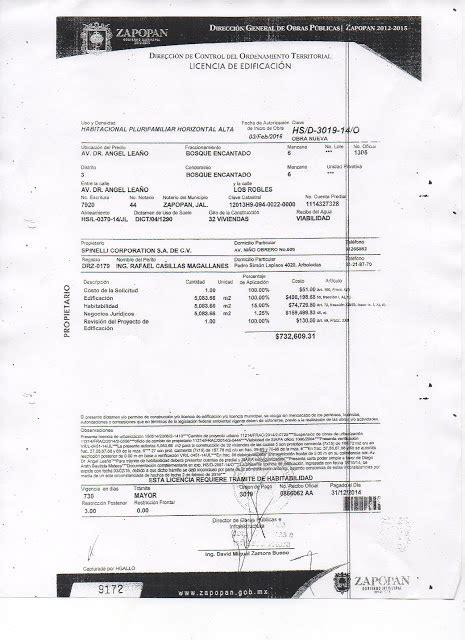 imprimir recibo pago predial zapopan imprimir recibo de predial en tlaquepaque recibo predial