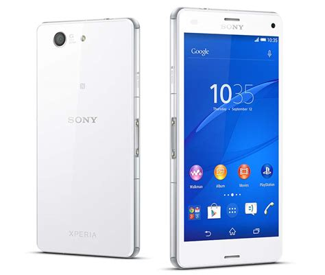 Hp Sony Xperia Z3 Compact D5803 sony xperia z3 compact d5803 price review specifications