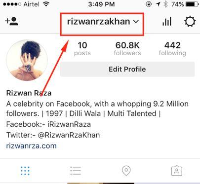 celebrity bios on instagram how to get my instagram link address quora