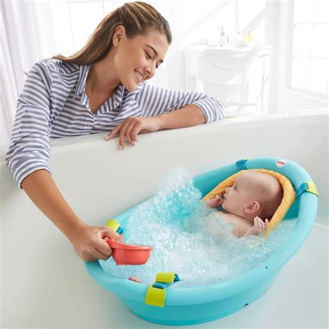 newborn bathtubs fisher price rinse n grow baby bath tub fisher price