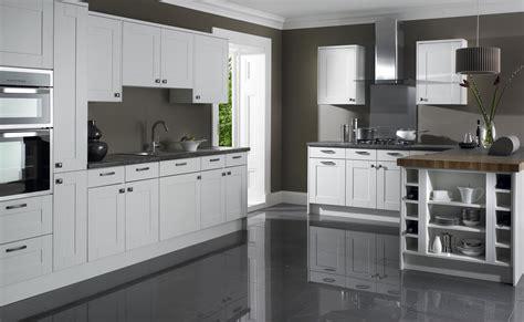 beige kitchen with grey blind kitchens kitchen ideas light grey kitchens dark blue nylon sofa cover round