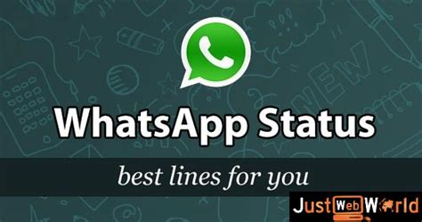 best status for whatsapp best whatsapp status whatsapp dp and messages 2017