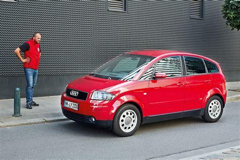 Auto Gebrauchtwagenmarkt by Gebrauchtwagen Test Audi A2 Bilder Autobild De