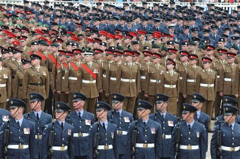 Muster Your Forces Armed Forces Heroes Deserve Support Dailyrecord Administrator Daily Record