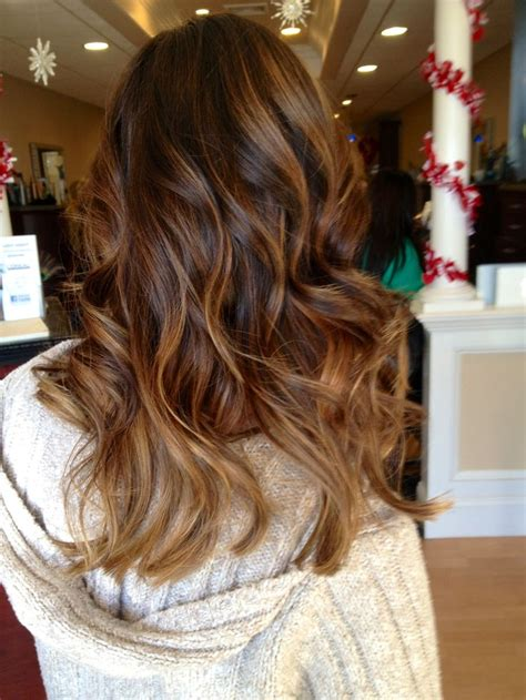 does hair look like ombre when highlights growing out 260 best images about balayage on pinterest her hair