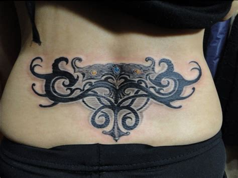 tattoo design lower back free designs lower back design