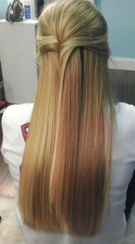10  Straight Formal Hairstyles   Hairstyles & Haircuts